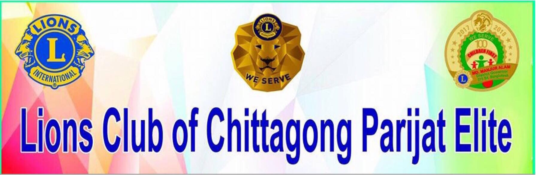 Lions Club of Chittagong Parijat Elite